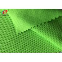China Dry Fit 100% Polyester Honeycomb Bird Eyes Mesh Fabric For Sportswear on sale