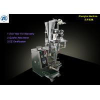 Quality SGS CE Automatic Granule Packaging Machine For Food Chicken Essence Seasoning for sale
