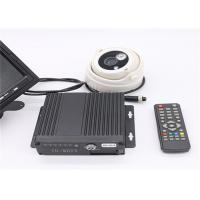 Quality 3G HD 720p Car Video Recorder  Support 128 GB Card 4G Options Mobile DVR 4 Channel for sale