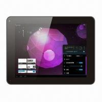Quality 9.7-inch Capacitive Multi-touch IPS Panel UMPC with Samsung 4412 Quad Core A9 1.4GHz CPU for sale