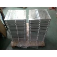 Quality Aluminum Plate Fin New Energy Application Vacuum Brazed Heat Exchanger for sale