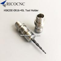 China HSK25 mini Tool Holder HSK25E ER16 Collet Chucks for CNC milling machine on sale