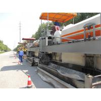 Remixer Hot In Place Asphalt Recycling Equipment , 2830L Diesel Tank Pavement Recycling Machine