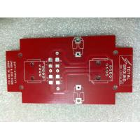 China Lead free double layer pcb board oem pcb board manufacturer with Rohs stanard on sale