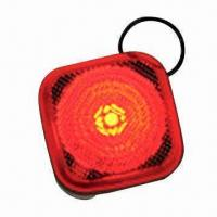 Quality LED Flashing Safety Light for Pet, with Easy Switch On/Off Button for sale