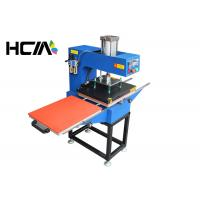 Quality 50x70 CM Digital Heat Transfer Printing Machine For T Shirts Easy Operation for sale