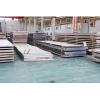Quality TISCO Cutting 310S Stainless Steel Plates Cold Rolled / Hot Rolled SS Plate for sale