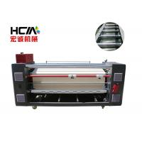 Quality Calandra Roller Sublimation Heat Press / 1.7 m Wide Roll To Roll Heat Press Machine for sale