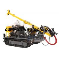 Quality Split Type Hydraulic Rotary Drilling Rig / Diamond Core Drill Rig 66 kw for sale