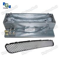 China Plastic injection mould for auto bumper grille on sale
