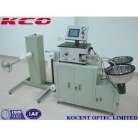 Quality Full Automatic Fiber Optic Polishing Equipment / Fiber Optic Cable Cutting Machine for sale