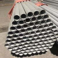 Quality Stainless Grades 430 410 420 446 439 444 Seamless Steel Tubes / Pipes for sale