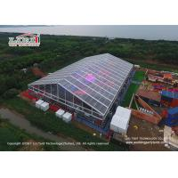 Buy cheap Transparent Aluminum Frame Sporting Event Tents for Boxing Match from wholesalers