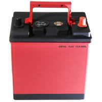 Quality Smooth Lifepo4 Car Battery Pack , 40Ah CCA 600A BMS Startup Lithium Iron Phosphate Battery for sale