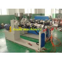 Buy cheap PP Plastic Pipe Making Machine 380v for Double WallCorrugated Pipe product