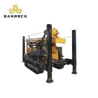 China 140-320mm Powerful Crawler Drilling Rig Borehole Drilling Machine on sale