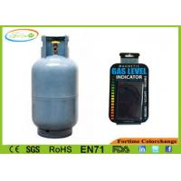 China Customized Magnetic Gas Bottle Level Indicator Propane Caravan Camping BBQ Heating on sale