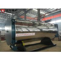 Quality Coal Wood Biomass Fired Thermal Oil Heater Boiler High Strength For Industry for sale