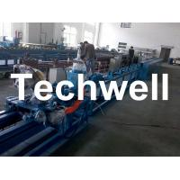 Quality Automatic Insulated PU Foam Roller Shutter Door Roll Forming Machine for sale