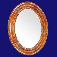 Quality 4044 Classic Dressing Glass with PU Frame for sale
