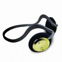 Buy cheap Bluetooth Stereo Earphones/Headphones/Headset with Bluetooth Handsfree Function, from wholesalers