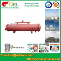 Buy Bucket central heating boiler mud drum ISO9001 at wholesale prices