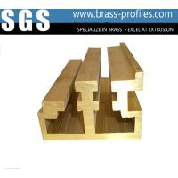China Sale Fast New Style Machanical Part Decorative Copper Material Alloy Profiles on sale