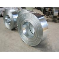 Quality SGCD / SGCE G40- G90 Chromated treatment Hot Dipped sheet Galvanized precision Steel Strip for sale