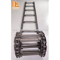 Buy cheap Heavy Equipment Stainless Steel Scraper Conveyor Chain For ABG Vogele product