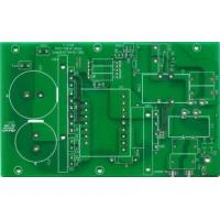 China 1oz Copper Green Solder Mask Double Sided Printed Circuit Board on sale
