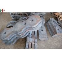 Quality ASTM A532 Cr15Mo Baffle Steel Mill Castings for sale