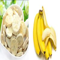Quality Bulk package crunchy banana crisps professional manufacturer in China for sale