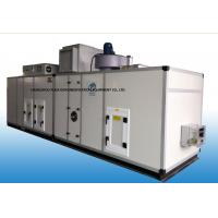 Buy cheap Automatic Humidity Control Desiccant Rotor Dehumidifier , RH ≤40% product