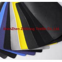 Quality Reinforced SCR Neoprene padding sheet/fabric for sale