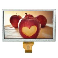 China Transmissive Small Color LCD Display, 1024 X 600 TFT LCD Display Module on sale