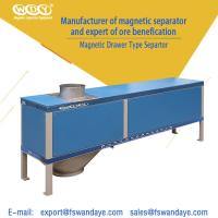 Quality 5 - Layer Semi Automatic Drawer Type Magnetic Separator For Grinding Machine for sale