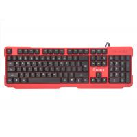 Quality Entry Level Membrane Gaming Computer Keyboard Anti Ghosting User Friendly for sale