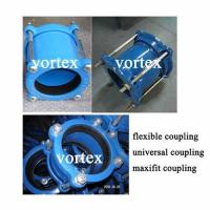 Buy cheap Ductile cast iron flexible coupling product