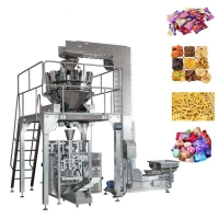China Small Food 70 Bags / Min Pillow Pouch Packaging Machine on sale
