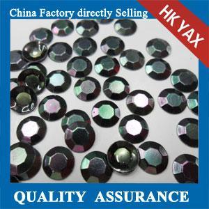 China China factory aluminum hot fix rhinestud,hot fix rhinestud for cloth on sale