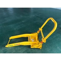Quality Garbage Truck Parking Spot Barrier Non Slip For Reducing Impact Force for sale