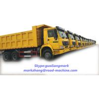 30T SINO Heavy Duty Dump Truck Trailer 6x4 for Transport