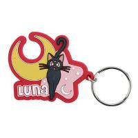 China Promotional T Shirt Shape Custom Soft PVC Rubber Key Chain with Logo, Soft PVC Key Ring for Promotion, 3D Key Chains on sale