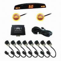 Quality Car Safety Alarm System with Front Parking and Side Collision Warning Function for sale