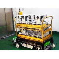 Material Trolley AGV Drive Unit, Automated Guided Robots 0-35m/Min Travel Speed