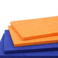 Buy cheap Soundproofing Materials Polyester Acoustic Wall Panels for Studio and Music Room from wholesalers