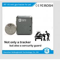 China Hidden vehicle tracking device real time tracking, low power consumption and long standby time on sale