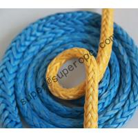 Buy cheap Sailing/Yachting color rope/kevlar/UHMWPE/Polyamide/nylon/polyester/PP braid rope 30mm from wholesalers