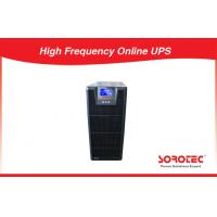 50 / 60Hz High Frequency 0.9 Output Power Factor UPS 10-20KVA