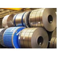 Quality JIS SUS304 Prepainted Steel Coil , 508 / 610mm Coil ID Color Coated Steel Coil for sale